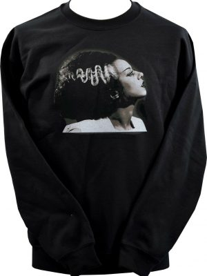 The Bride Of Frankenstein Unisex Sweatshirt