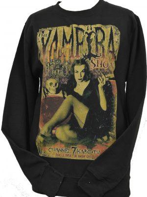 Vampira Unisex Sweatshirt