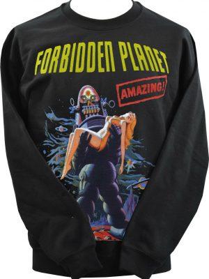Forbidden Planet Unisex Sweatshirt