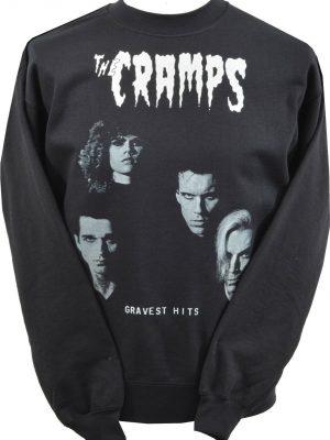 The Cramps Gravest Hits Unisex Sweatshirt