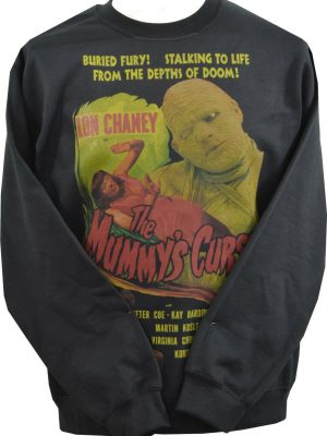 The Mummy's Curse Unisex Sweatshirt