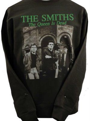 The Smiths The Queen Is Dead Unisex Sweatshirt