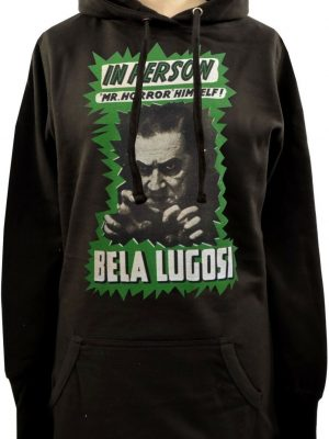 Bela Lugosi Ladies Long Hoodie