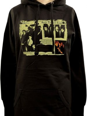 The Cramps Songs The Lord Taught Us Ladies Long Hoodie