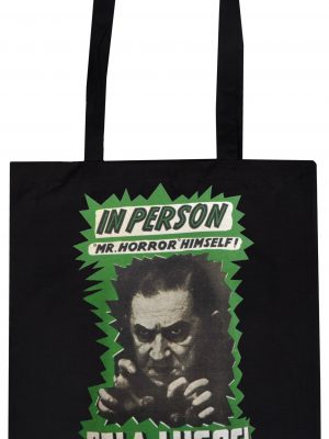 Mr Horror Tote Bag