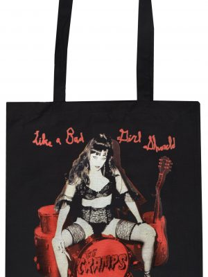 The Cramps Like a Bad Girl Should Tote Bag