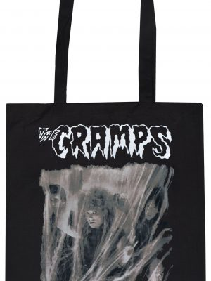 The Cramps Human Fly Tote Bag