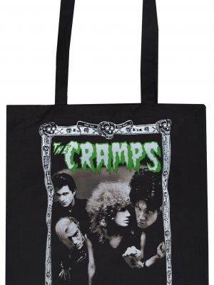 The Cramps Stay Sick Tote Bag