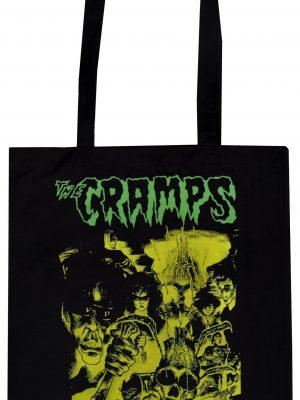 The Cramps She Said Tote Bag