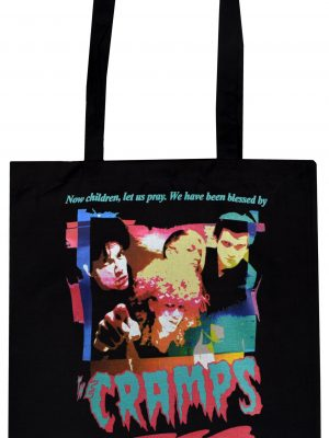 The Cramps Songs the Lord Taught Us Tote Bag