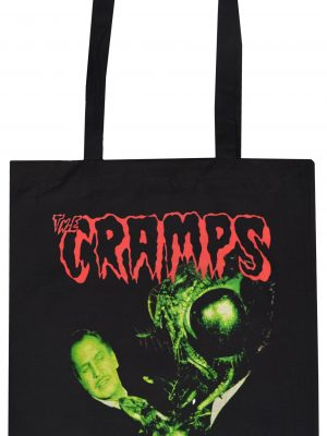 The Cramps The Fly Tote Bag