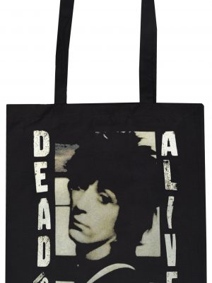 Johnny Thunders Dead or Alive Tote Bag