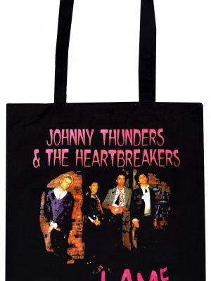 Johnny Thunders LAMF Tote Bag