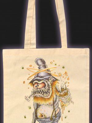Cuzzin' Natural Cotton Tote Bag
