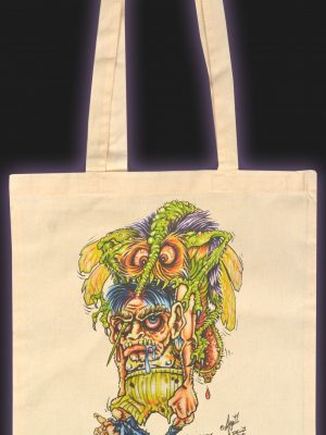 Don't Bug Me Natural Cotton Tote Bag