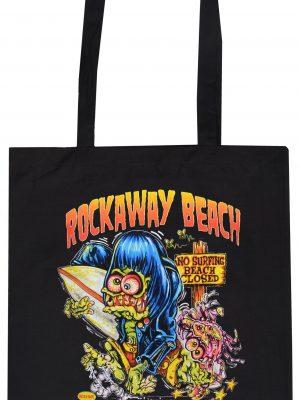 Rockaway Beach Tote Bag