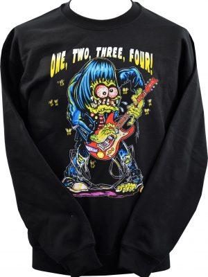 Ramones 1234! Unisex Sweatshirt