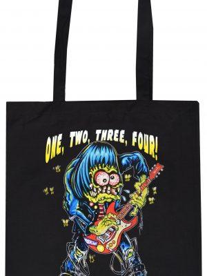 Ramones 1234! Tote Bag