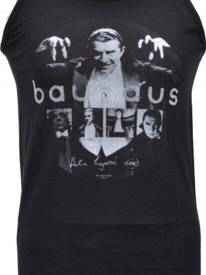 Bauhaus Bela Lugosi's Dead Mens Tank Top