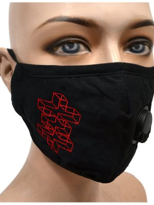 PTV Geometric face mask