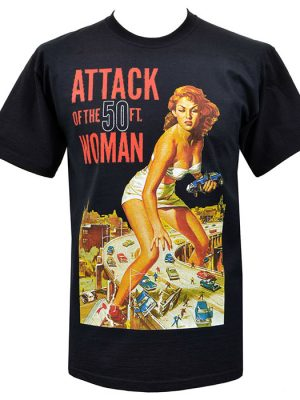 Mens Retro Pin-up T-Shirt