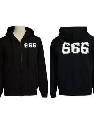 unisex satanic hoodie