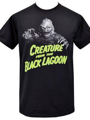 Mens B-Movie Creature T-Shirt