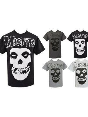 mens misfits T-shirt