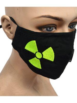 radiation face mask