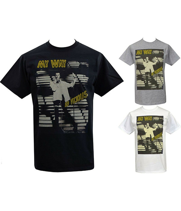 Mens 77 Punk T-Shirt