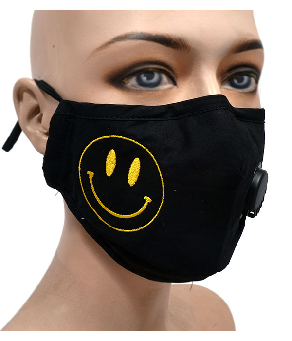 90's grunge face mask
