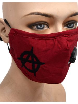 anarchy face mask