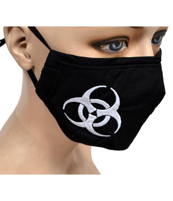 bio haz face mask