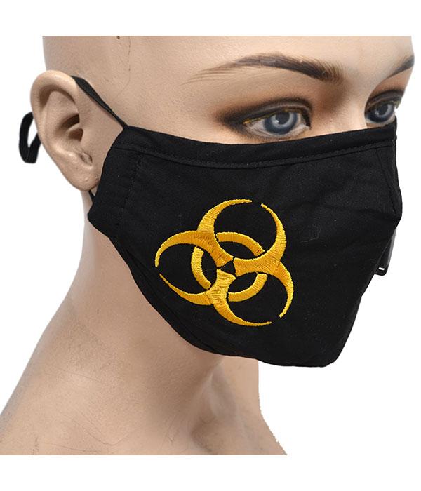 cyber punk face mask