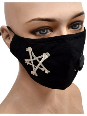 gothic face mask