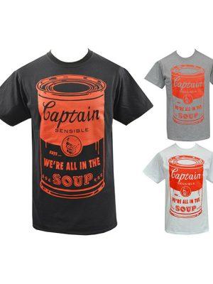 Mens Captain T-Shirt