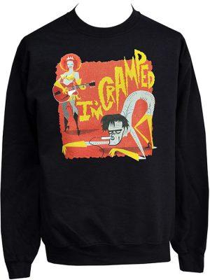 cramps sweatshirt