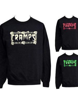 garage punk sweatshirt