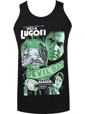 mens Bela Lugosi tank top