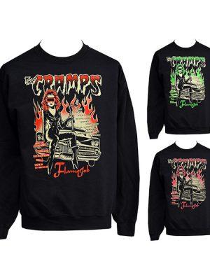 Poison Ivy sweatshirt