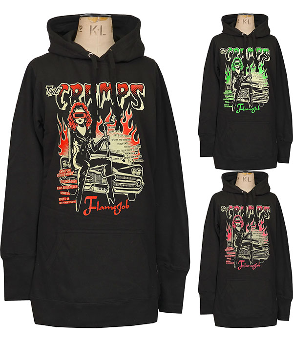 womens Poison Ivy hoodie