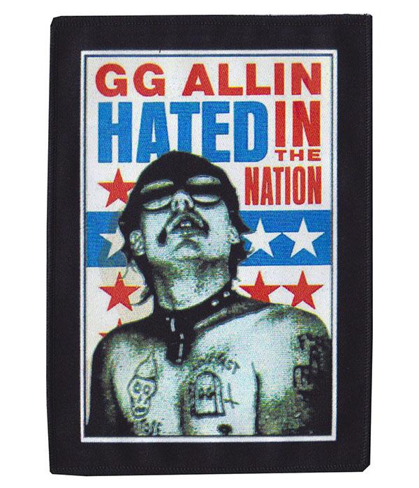 gg allin patch