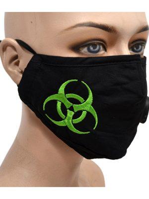 bio-hazard face mask