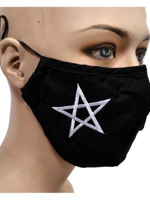 gothic style face mask