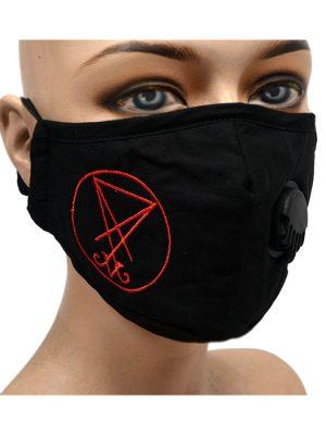 Satanic Face Mask