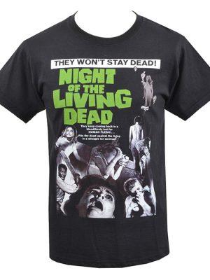 Mens Classic Horror T-Shirt
