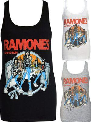 womens Ramones Tank