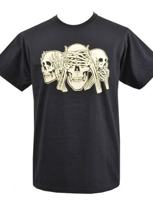 Mens Skeleton T-Shirt