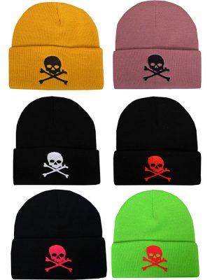 pirate beanie hat