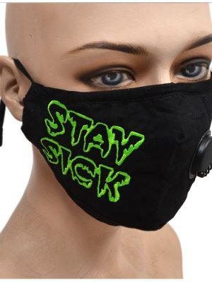 psychobilly face mask